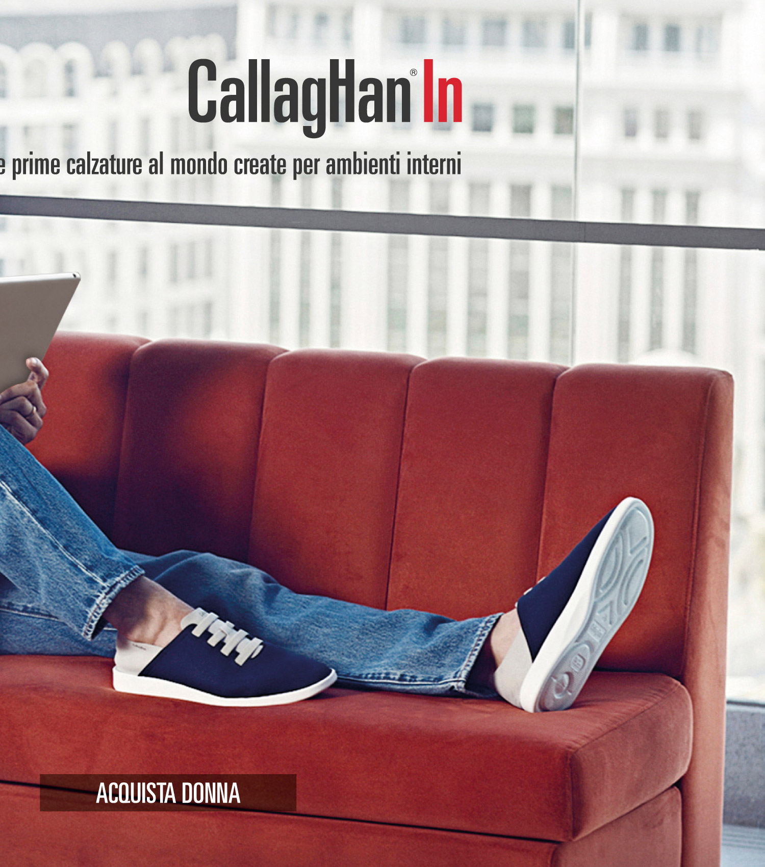 Callaghan In - Donna